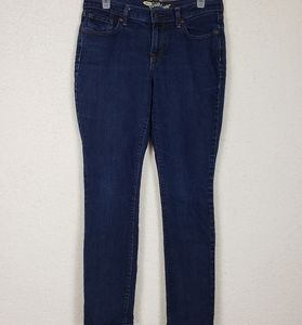 Old navy the sweetheart skinny jeans size 8
